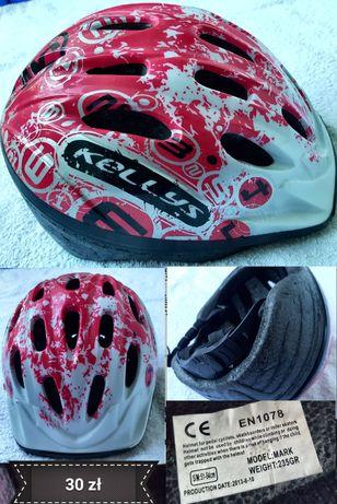 Kask ochronny rowerowy Kellys