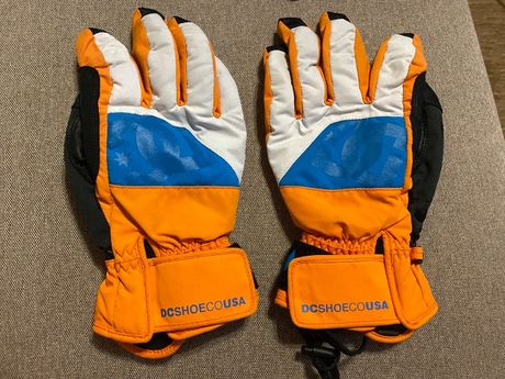 Перчатки DC Seger 13 Orange