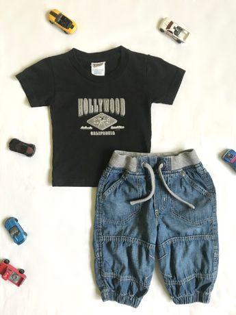 Модный Комплект на мальчика рост 68см - 6 месяцев tnd/h&m