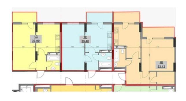 Обмен или продажа 1-кв.квартиры в новостройке
