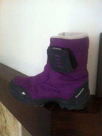 SNIEGOWCE buty zimowe nowe 35