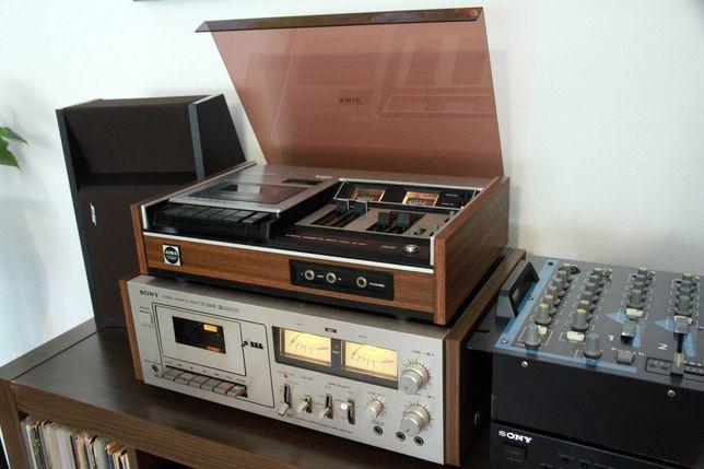 Aiwa AD-1300 tape deck cassetes