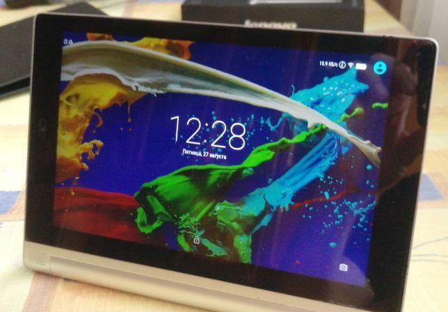 Планшет Lenovo YOGA Tablet 2-830L, с SIM картой.