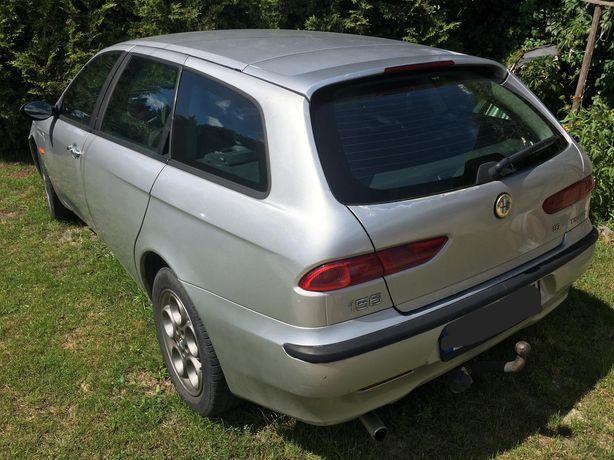 Alfa Romeo 156 Sportwagon 1.8 benzyna + gaz