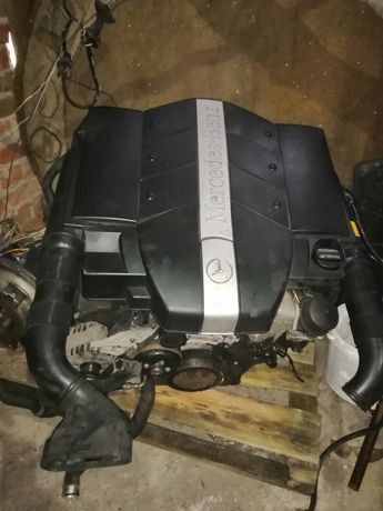 Mercedes CLK 320 automat silnik