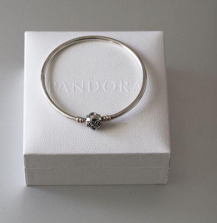 Pandora bransoletka bangle limitowana