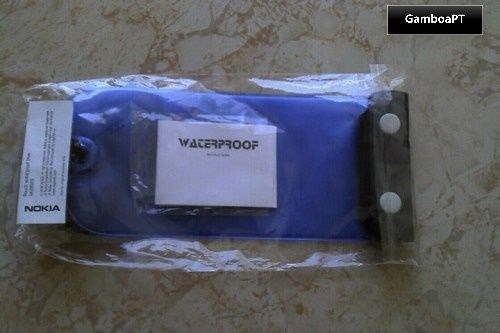 Bolsa Nokia Pouch Waterproof (à prova de água)
