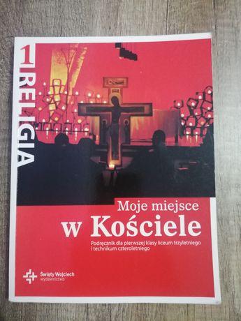 Podręcznik z Religi kl1