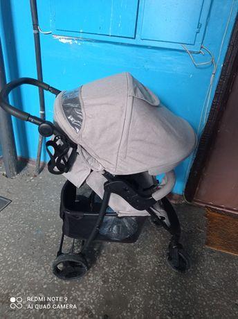 Прогулянкова коляска 4 baby rapid