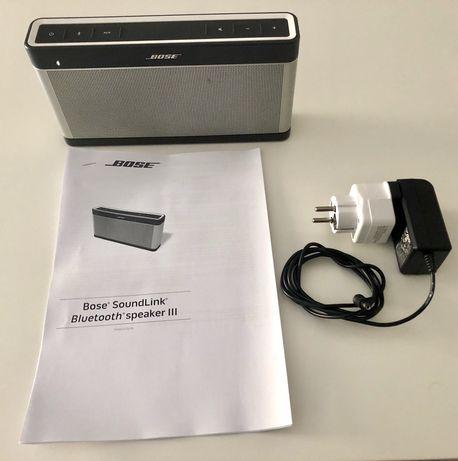 Bose Soundlink III bluetooth