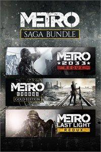 Metro Saga Bundle Klucz Xbox One/Series
