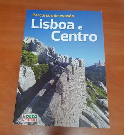 Livro Percursos de evasão Lisboa e Centro
