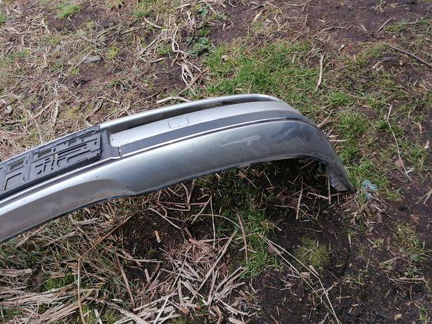Bmw e39 zderzak przedni przedlift titansilwer