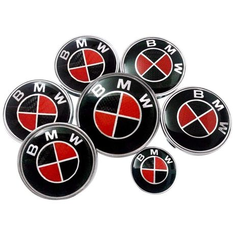 Emblemat Dekielek ZNACZEK KAPSEL BMW 68MM do FELG