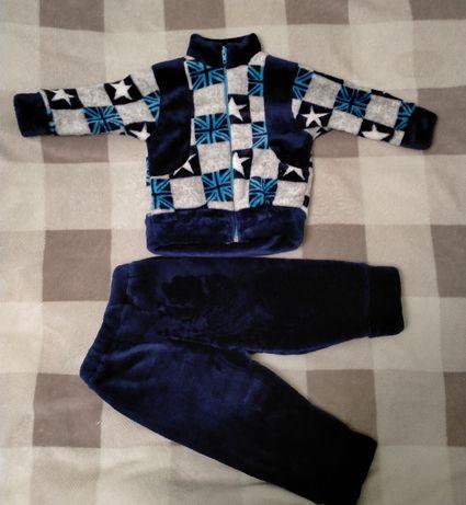 Одежда для детей. Тёплый костюм