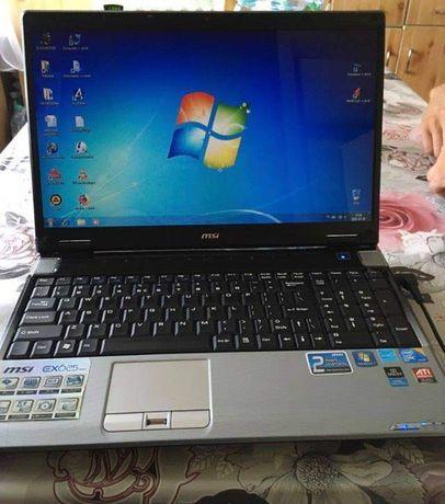 Netbook MSI EX 625 możliwa zamiana na elektronarzędzia