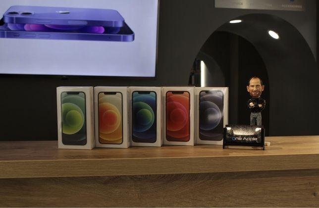 New iPhone 12 Mini 64,128,256Gb всі кольори