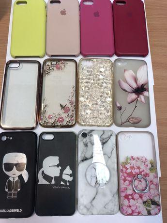 Etuii obudowa case uphone 7/8 12 sztuk