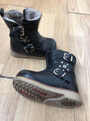 Кожаные ботинки k.pafi