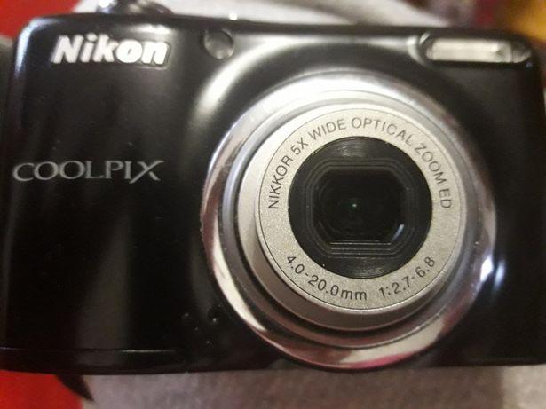 Фотоаппарат Nikon coolpix L200