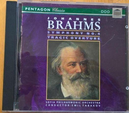 Brahms - Sinfonia nº 4 CD.