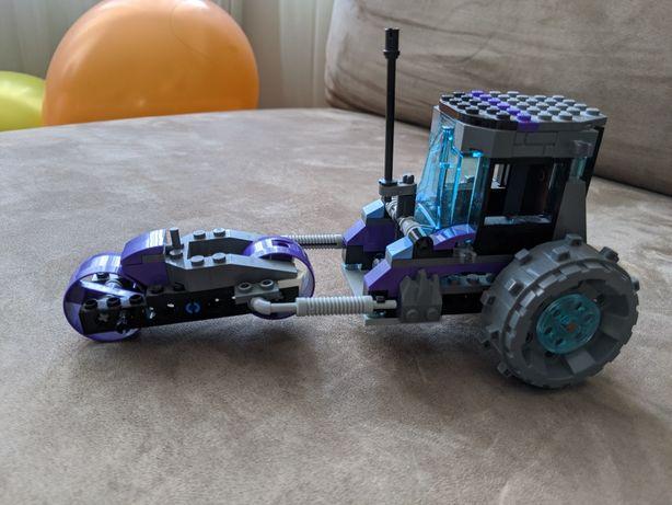 Трактор Lego Лего
