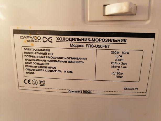 Лодогенератор до холодильника Daewoo