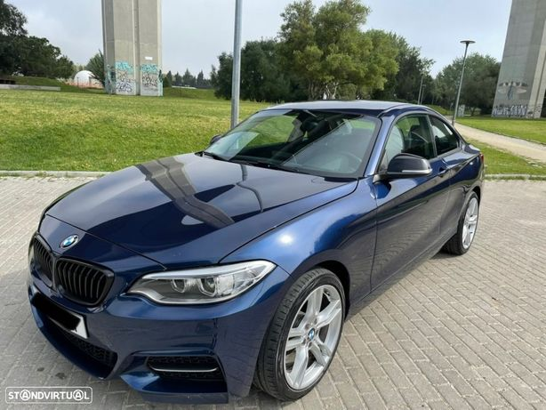 BMW 218 Sport coupé 218d