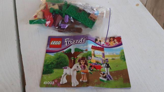 Конструктор Lego Friends Новорожденная лошадка Оливии (41003)