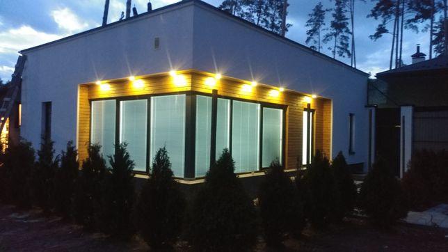 Новая Баня на дровах с бассейном и хамам в Буче