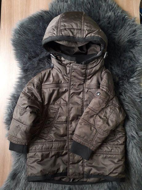 Весення курточка на мальчика на возраст от 12 до 24 месяцев