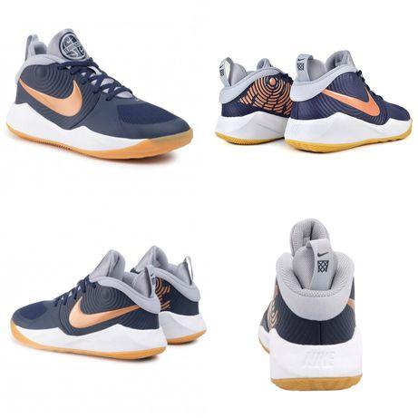 Кроссовки Nike team hustle 40 новые оригинал