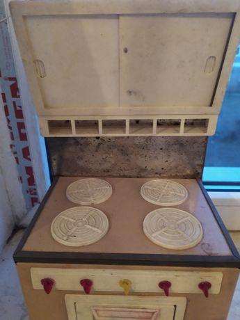 Кухня СССР игрушечная