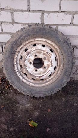 Продам колёса Нива R16