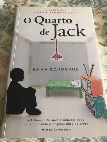 O quarto de Jack- Emma Donoghue