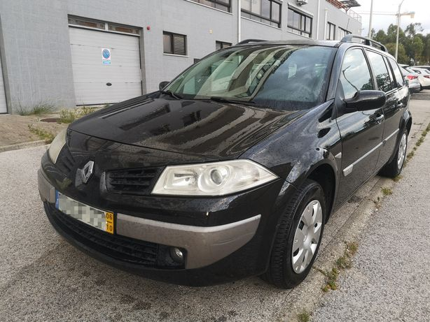 Renault Megane Break 1.5dci 2006