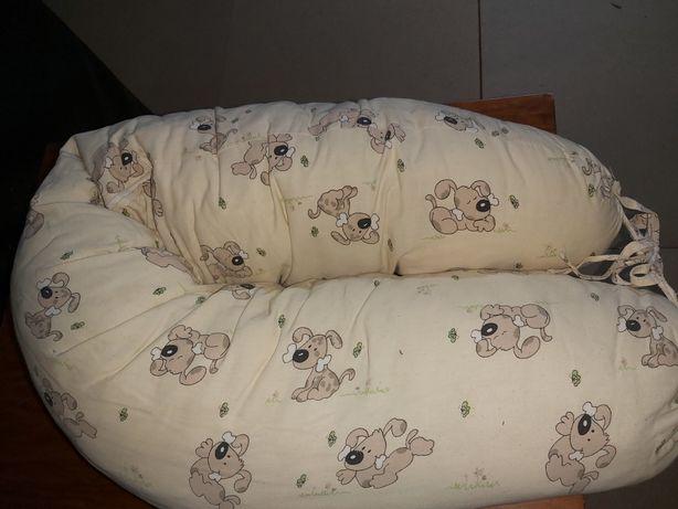 Poduszka dla cieżarnej