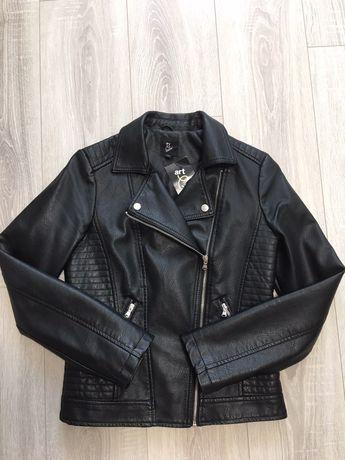 Курточка косуха на девочку 14-16 лет новая