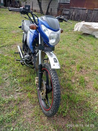 Продам мотоцикл sp125c-2c