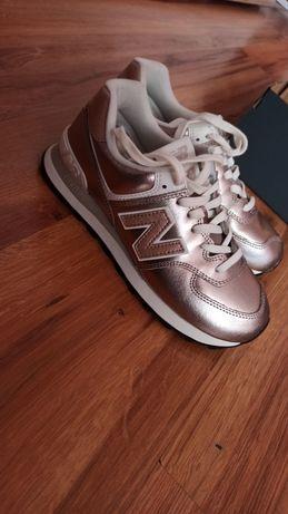 Buty sneakersy New balance 38 Nowe