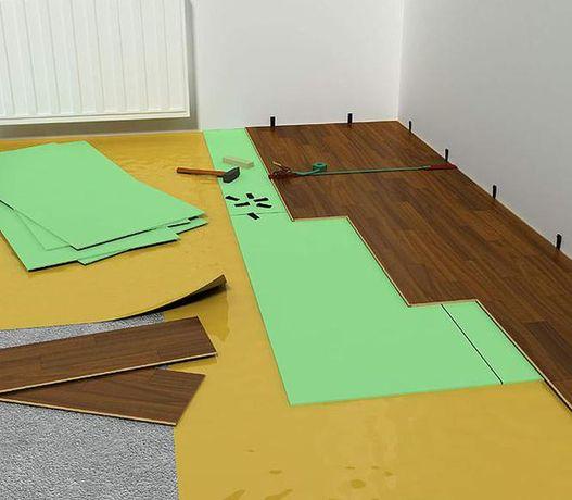 Montaż układanie paneli podłogowych - tanio i solidnie 15 zł m2
