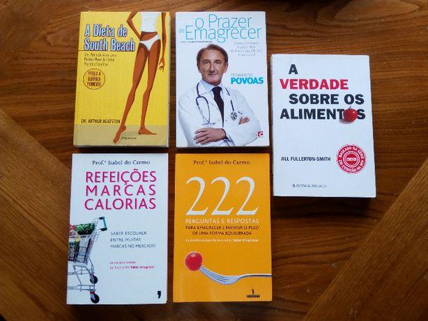 Livros Dietas