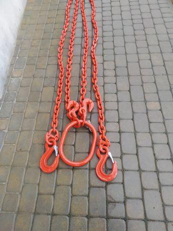 Dźwig zawiesia łańcuchowe 16 ton z Niemiec