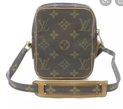 Torba shoulder bag Louis vuitton mini danube oryginał