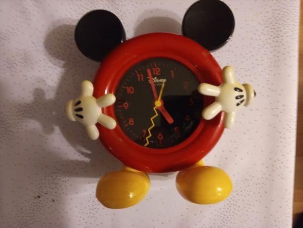 Zegar dziecięcy Mickey Mouse