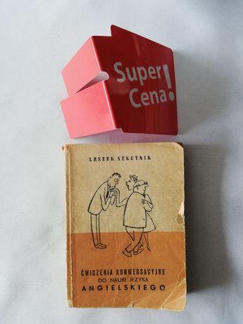 """książka """"ćwiczenia konwersacyjne  języka angielskiego"""" L. Szkutnik"""