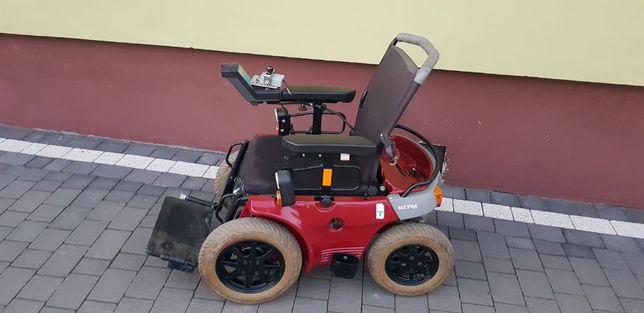 Skuter elektryczny wózek inwalidzki Optimus