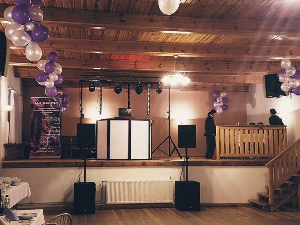 Muzyk Wodzirej dj z Akordeonem wesele imprezy urodziny 18tki 40 bale