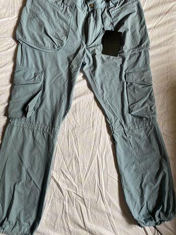 Продам новые штаны на резинках снизу