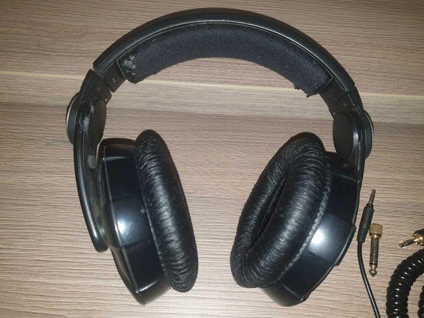 Sennheiser HD 215 Czarny Słuchawki dla DJ
